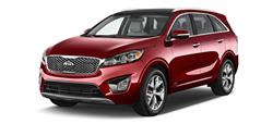 Kia Sorento or Similar